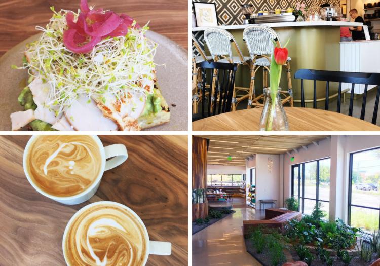 Elle's Cafe Collage